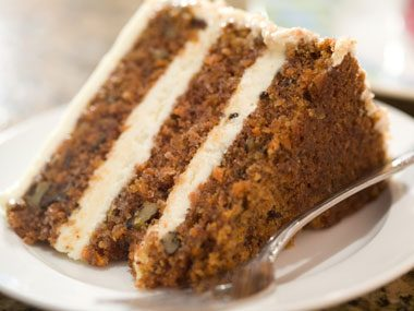 more waiter secrets, carrot cake