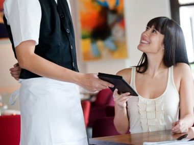 more waiter secrets, paying bill