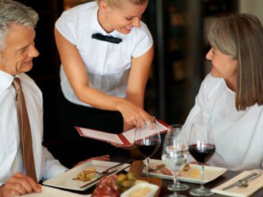 more waiter secrets, recommendations