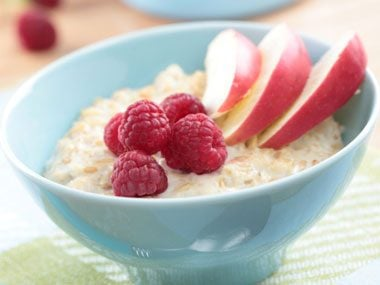 5. Good old-fashioned oatmeal