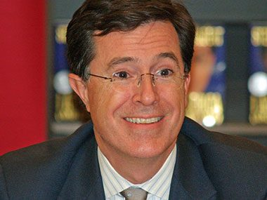 Stephen Colbert: James Island, South Carolina