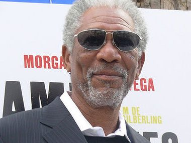 Morgan Freeman: Charleston, MS