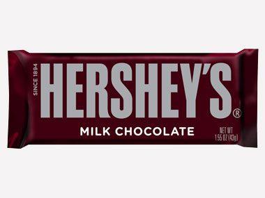 5. Hershey's Chocolate
