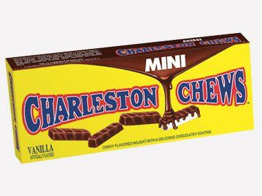 6. Charleston Chews