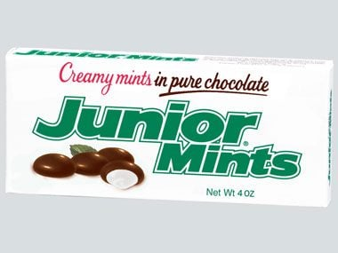 9. Junior Mints