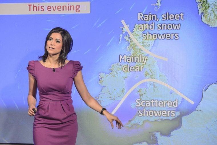 'Daybreak' TV Programme, London, Britain - 13 Apr 2012