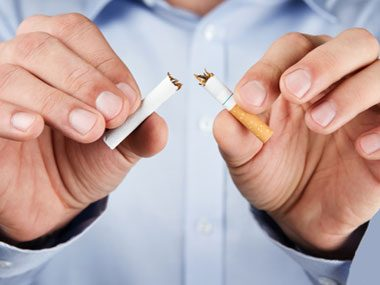 former smoker health, quit smoking