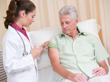 healthy habits prevention quiz, flu shot