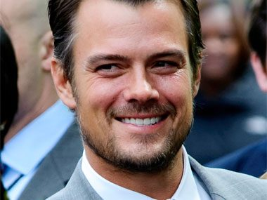Josh Duhamel on Meatloaf, the Rescue Pooch