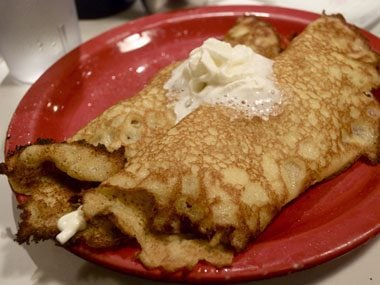 Hotcakes at Pamela's Diner (Pittsburgh)
