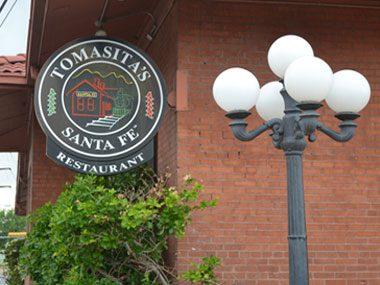 touristy restaurants, Tomasita's