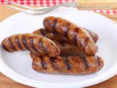 Easy to make recipes while cooking on vacation readers digest buy sausage forumfinder Choice Image