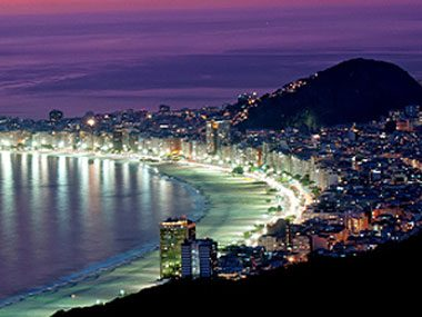 sexiest beaches, Copacabana