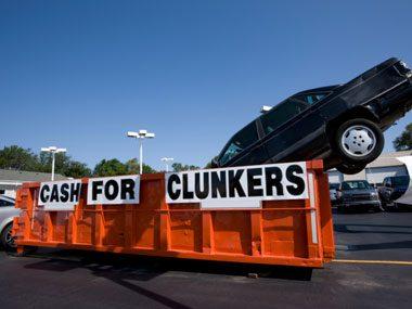 car dealer secrets, cash for clunkers