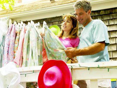 more sales clerk secrets, yard sale