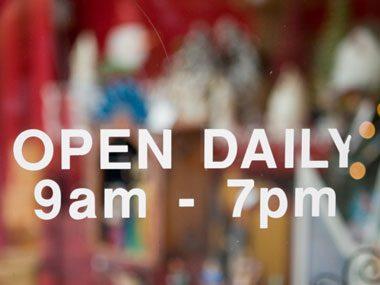 more sales clerk secrets, store hours