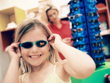 more sales clerk secrets, child sunglasses