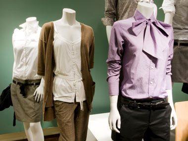 more sales clerk secrets, mannequins