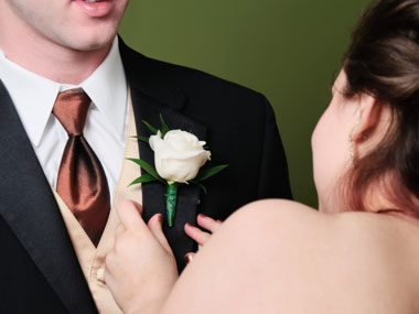more wedding planner secrets, boutonniere