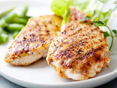 Skinless, boneless chicken breasts