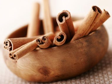 spices for better health, cinnamon