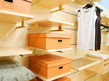storage tips for closet