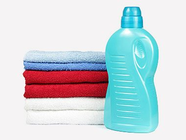 uses for plastic bags, laundry detergent