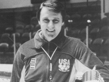 Olympic coach Herb Brooks