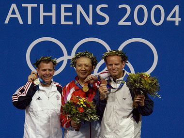 Olympic moments that changed history, 2004 medals