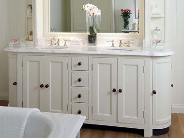 bathroom makeovers, vanity
