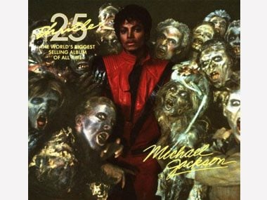 "Michael Jackon ""Thriller"""