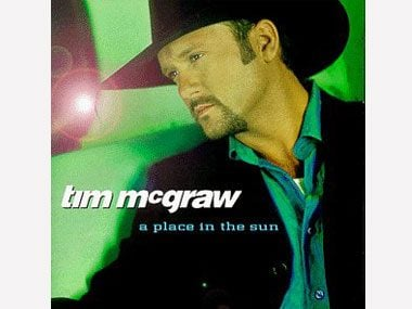 "Tim McGraw ""A Place in the Sun"""
