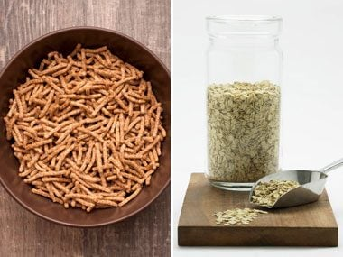 fiber quiz, bran cereal or oatmeal