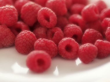 fiber quiz, raspberries