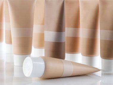 beauty tricks, foundation