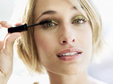 beauty tricks, mascara