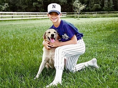 Dog Stories: Tim Tebow on Otis, His Comeback Dog