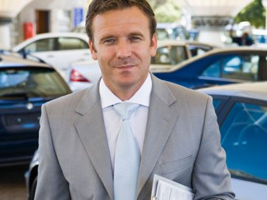car dealer secrets, salesman