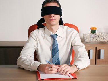 car dealer secrets, blindfolded