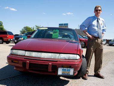 car dealer secrets, used car