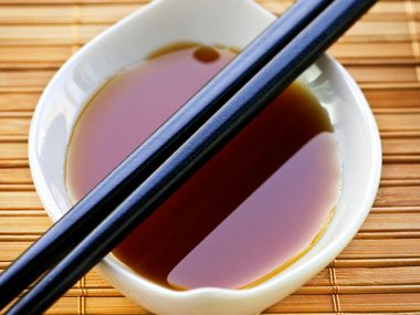 Answer: Reduced sodium soy sauce