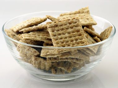 Answer: reduced-fat wheat crackers