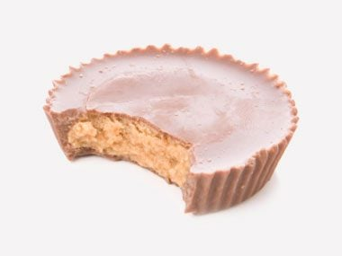 Answer: peanut butter cups