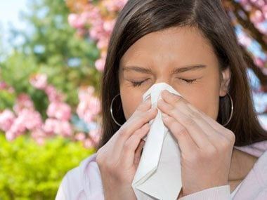 Alleviate your allergies
