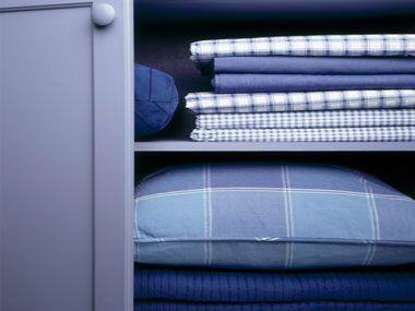 storage tips for linen closet