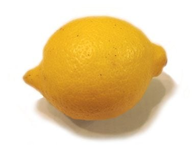 14. Get the Most Out of a Lemon