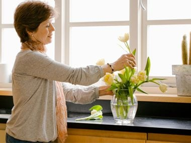 more florist secrets, arranging flowers