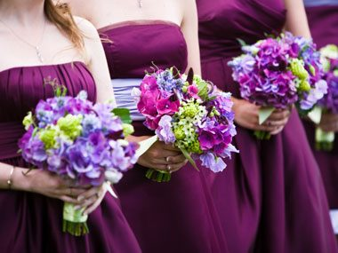 more florist secrets, bridesmaids
