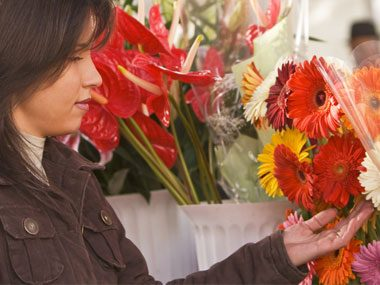 more florist secrets, buying flowers