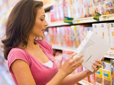 reverse diabetes, reading nutrition facts